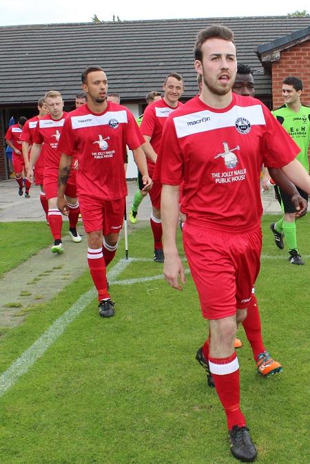 Coppull United v Atherton Collieries