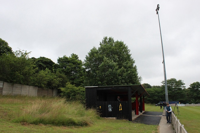 Salford City FC - Moor Lane