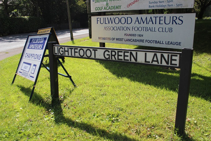 Fulwood Amateurs AFC - Lightfoot Lane