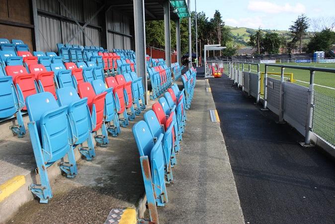 Newtown AFC - Latham Park