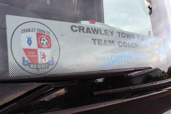 Crawley coach