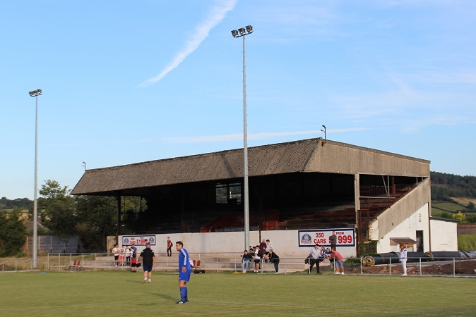 Abergavenny Town FC - Pen-y-Pound Stadium