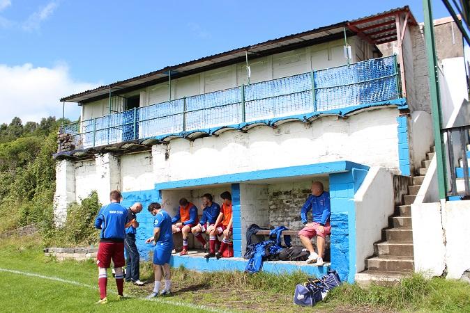 Treharris Athletic Western FC - Athletic Ground