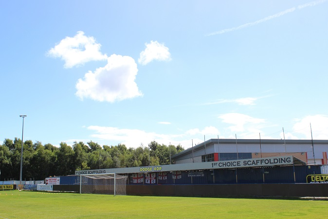 Bootle FC - Delta Taxis Stadium