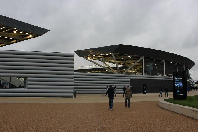 Manchester City FC - Academy Stadium