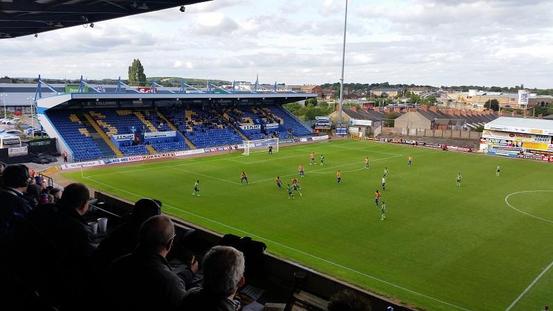Mansfield Town FC - Field Mill