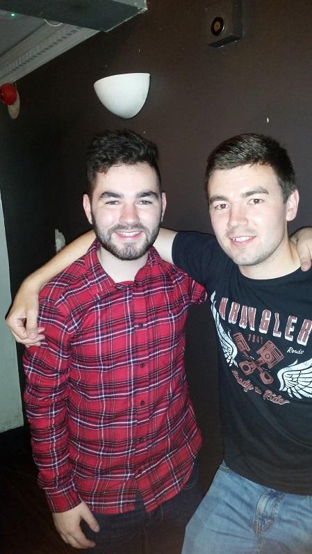 Me and Joe