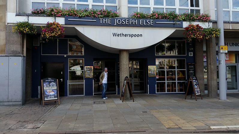 Sunday morning; The Joseph Else