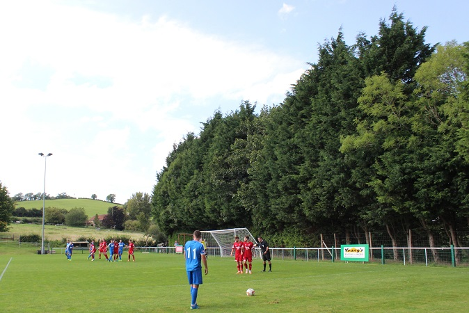 Larkhall Athletic FC - Plain Ham