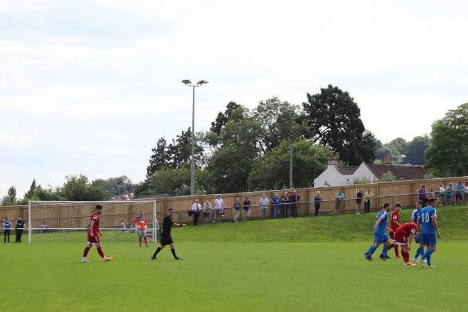 Larkhall Athletic FC - Plain Ham