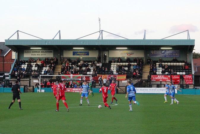 Marine FC - Rossett Park