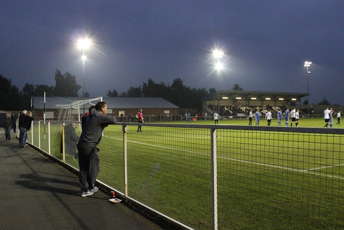 Cefn Druids FC - The Rock