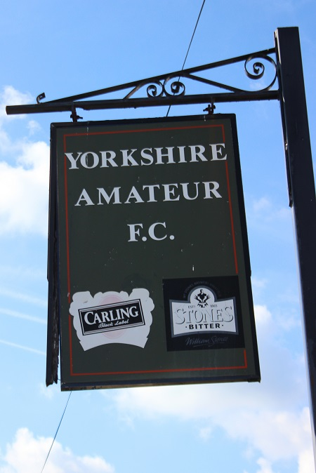Yorkshire Amateur FC - Bracken Edge