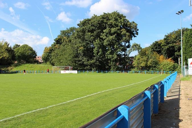 Yorkshire Amatir FC - Bracken Ujung