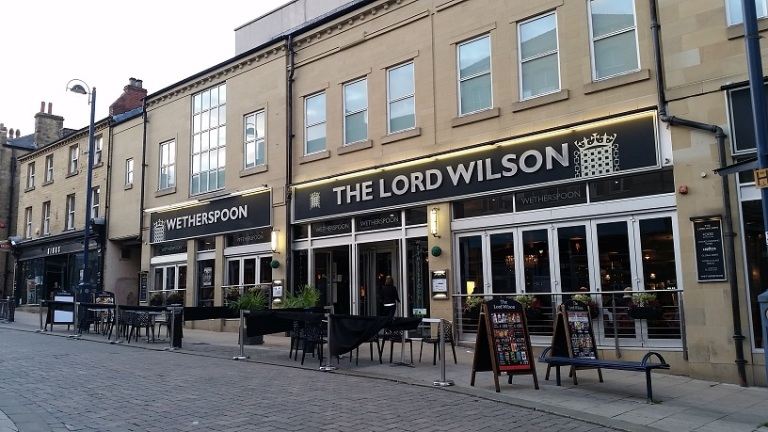 The Lord Wilson
