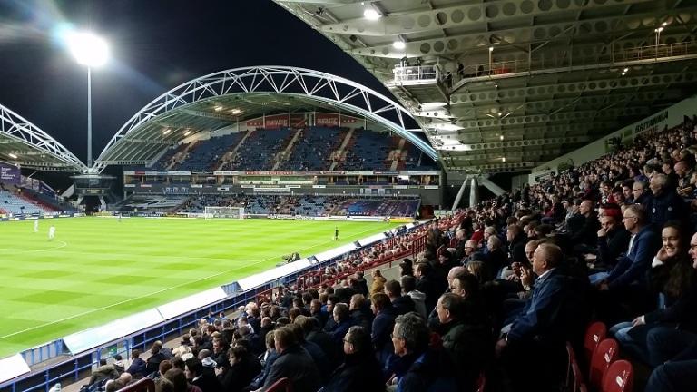 Huddersfield Town FC - John Smiths Stadium