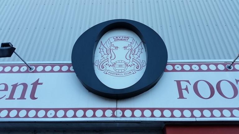 Leyton Orient FC - Brisbane Road