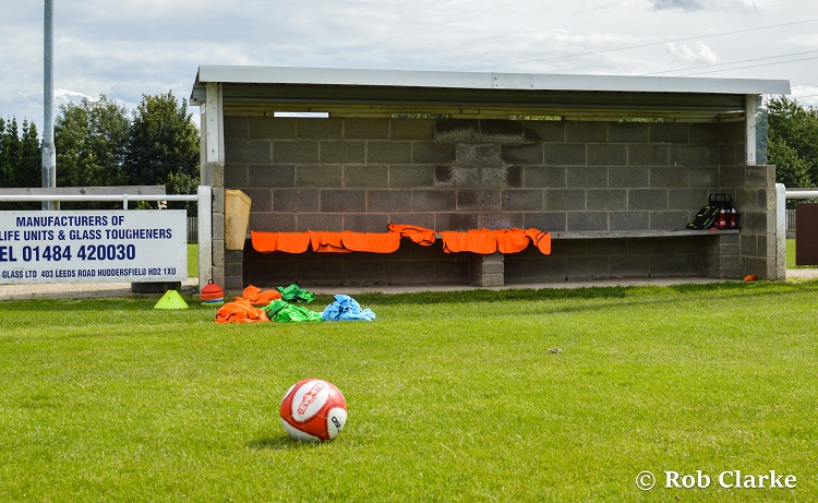 Brighouse Town FC - St Giles Road
