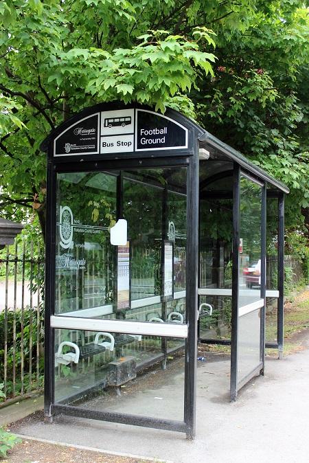 Harrogate Town FC - Wetherby Road