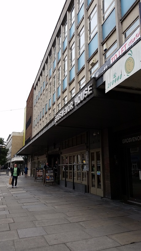 Wetherspoons - The Admiral of the Humber
