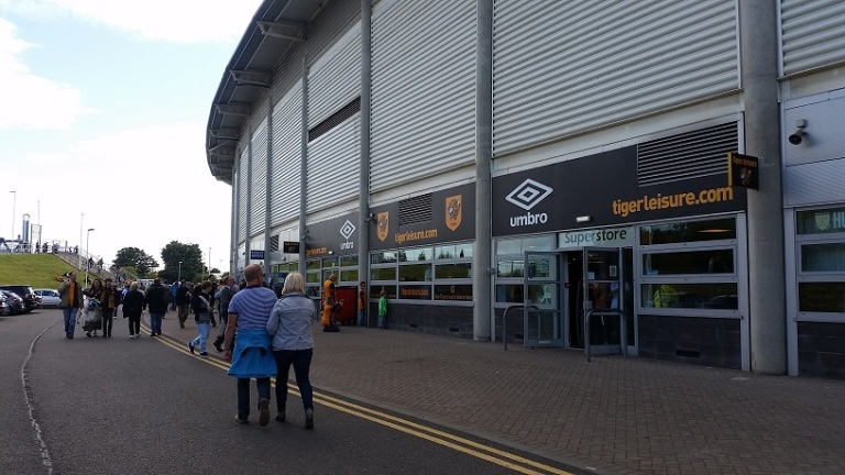 Hull City FC - KC Stadium