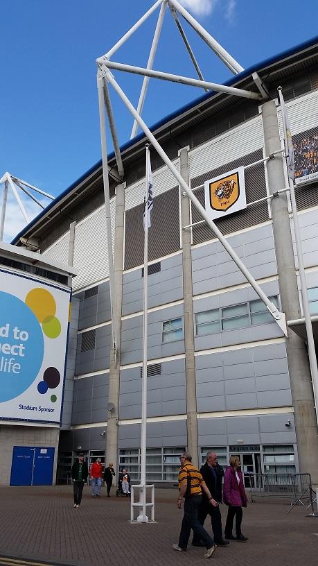 Hull City FC - KC Stadium