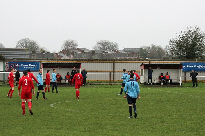 Whitchurch Alport FC - Yockings Park