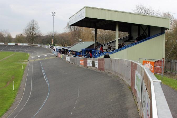 Newcastle Town FC - Lyme Valley Stadium