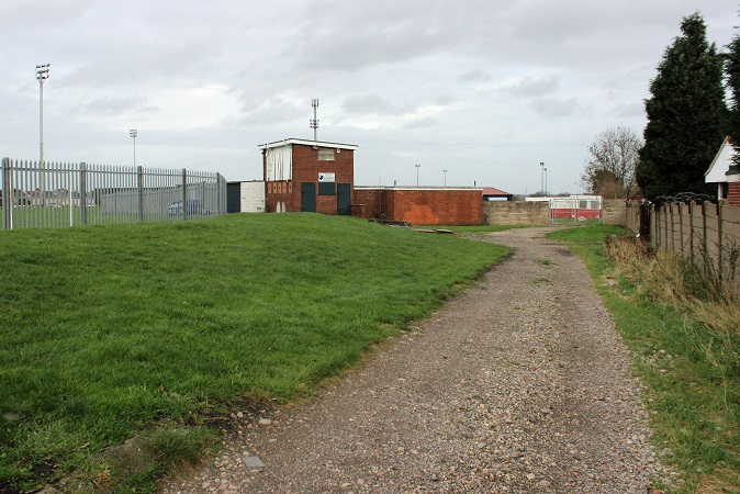 Brodsworth Welfare FC - Welfare Ground