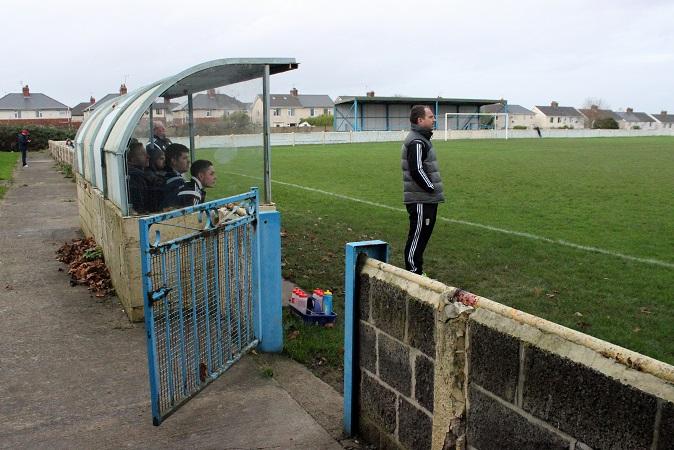 Brodsworth Welfare FC - Welfare Ground