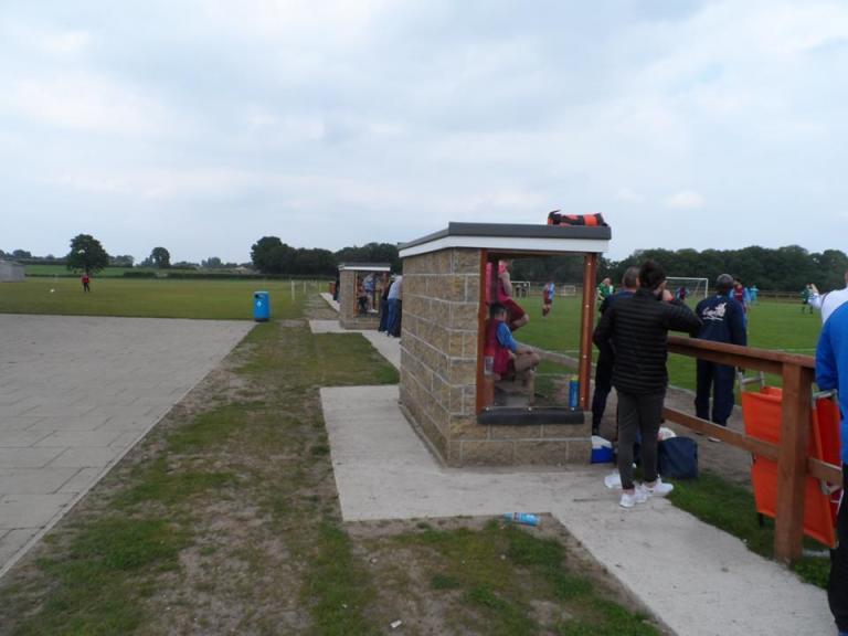 Sandbach United FC - Sandbach Community Football Centre