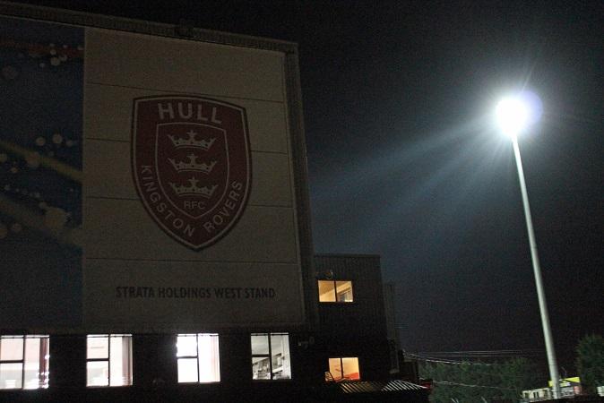Hull United FC - Craven Park