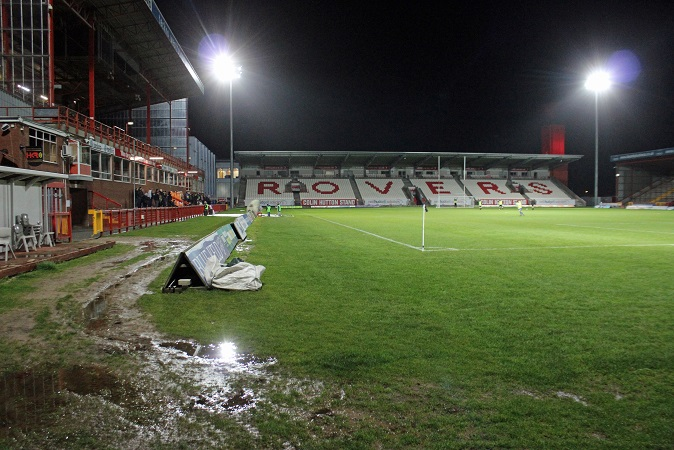Hull United FC - Craven Park
