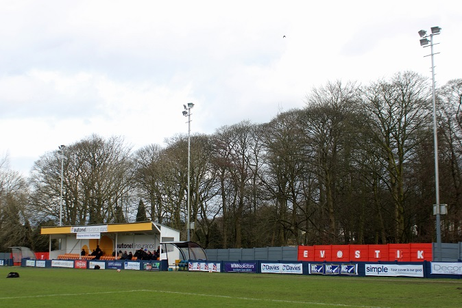 Kidsgrove Athletic FC - Hollinwood Road