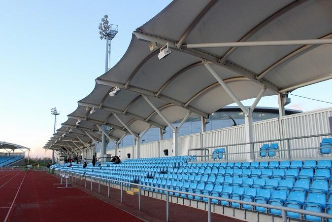 Northwich Manchester Villa FC - Manchester Regional Arena