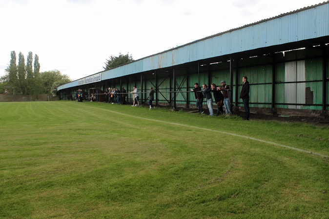 Irlam Steel FC - Irlam Steel Recreation Ground