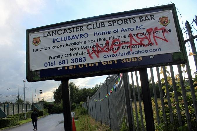 AVRO FC - The Lancaster Club