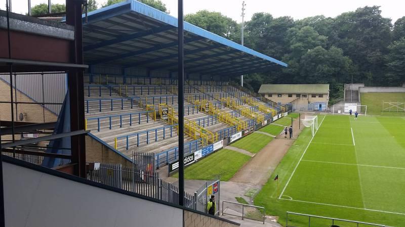 FC Halifax Town - Shay Stadium