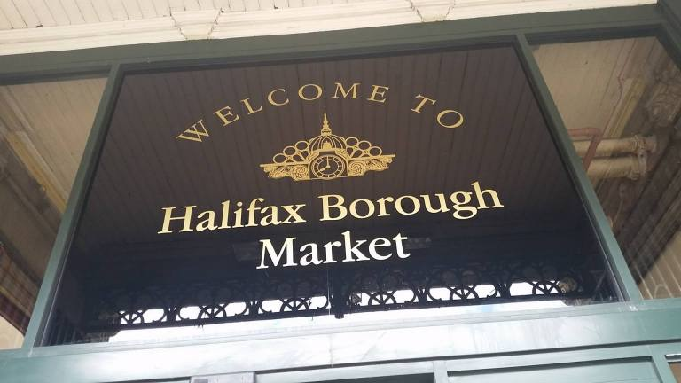 Halifax Borough Market
