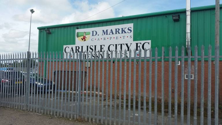 Carlisle City FC - Gillford Park Stadium