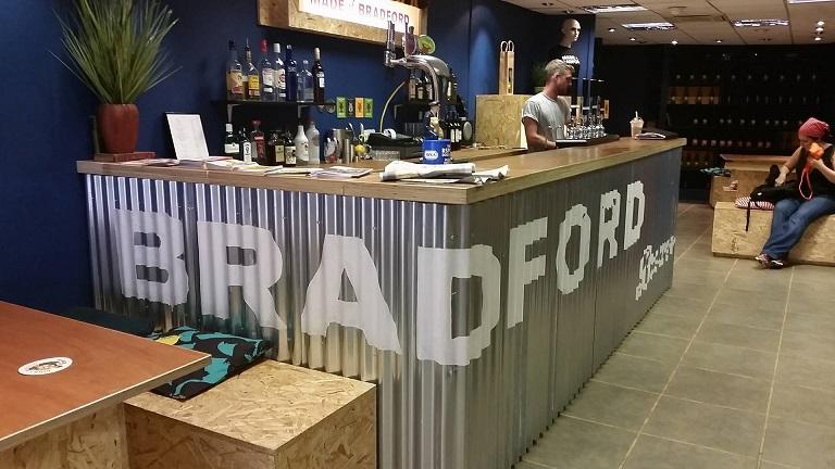 Made of Bradford