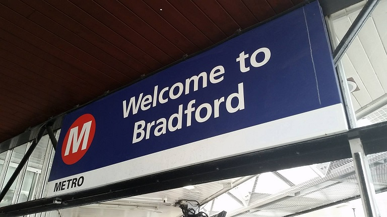 Welcome to Bradford
