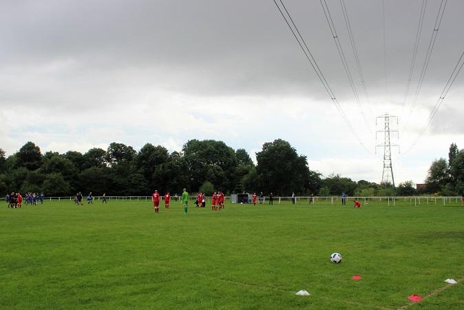 AFC Monton - New Alder Park