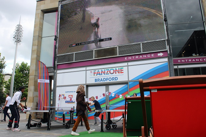 Olympic Fan Zone